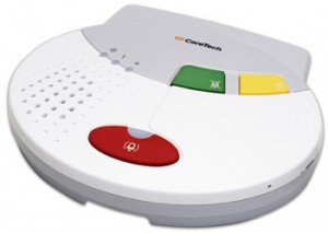 CareTech IP Hausnotrufgerät